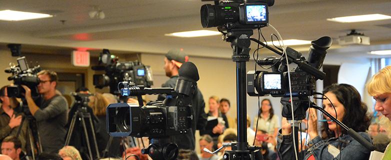 - media room