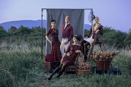 Atelier Grandi Fashion Show