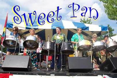 SweetPan steel band