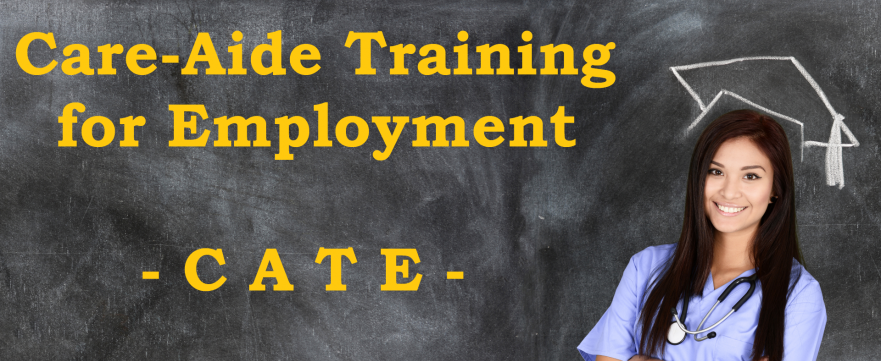 Care-Aide Training for Employment