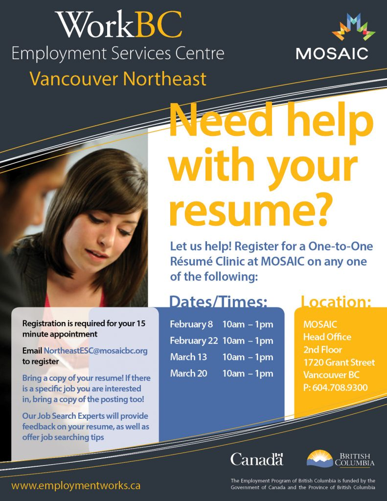 Best professional resume writing services vancouver bc