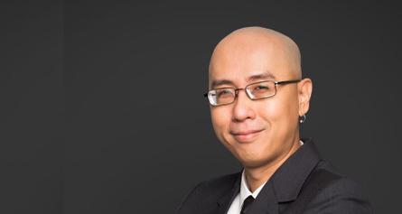 Volunteer Spotlight: Eric Lam