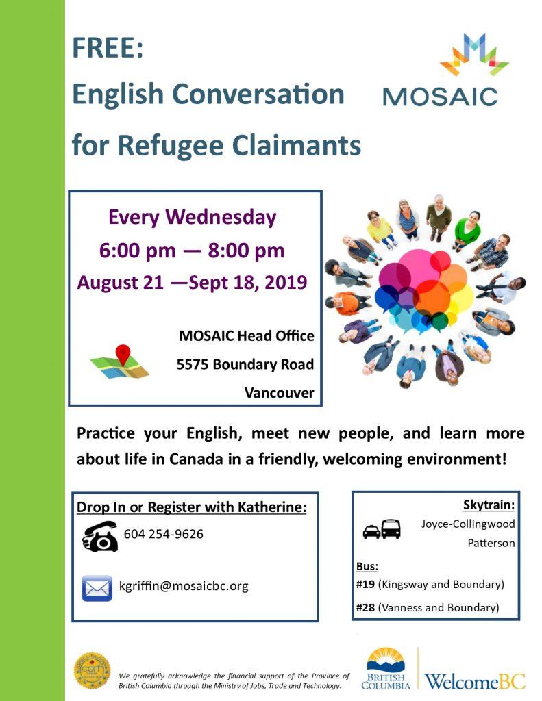 Culture Connection (Hindi, Urdu and Punjabi) - MOSAIC