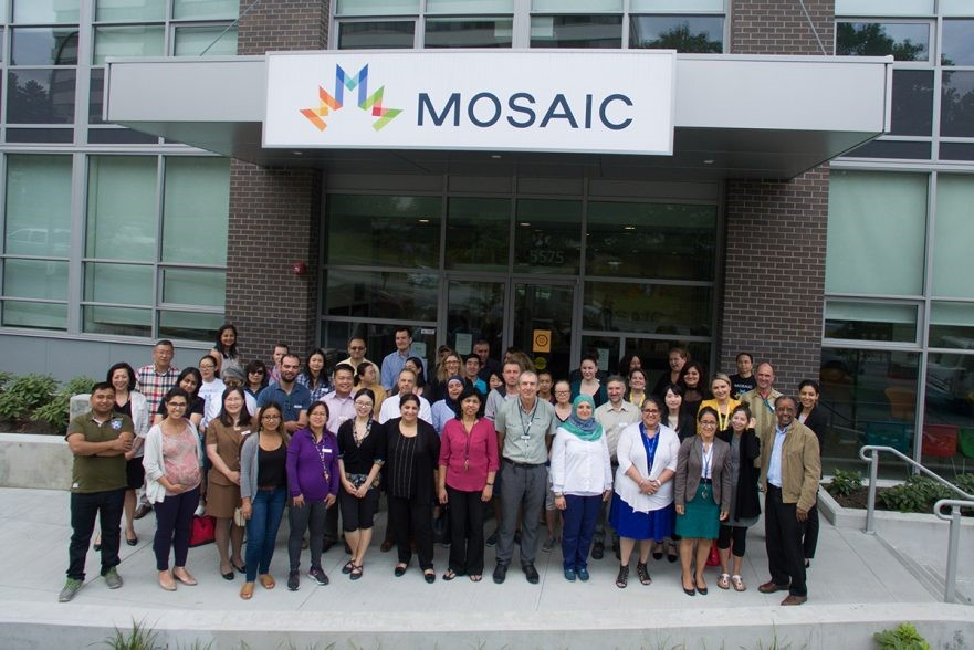 MOSAIC moves to new headquarters