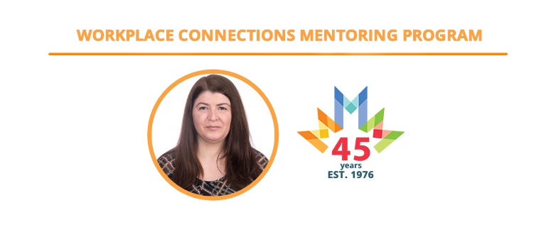 From mentee to mentor: Maya's story